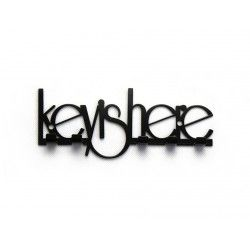 Wieszak na klucze KEY IS HERE