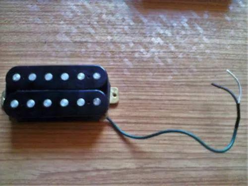 microfono humbucker de guitarra squier bullet