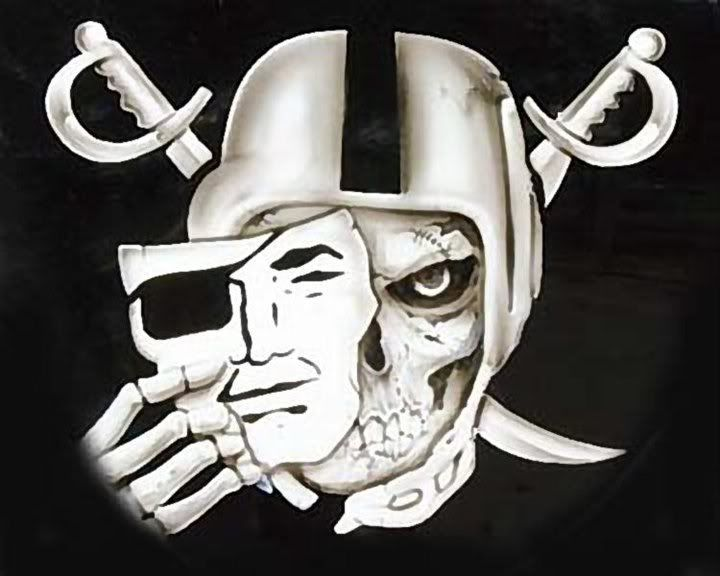 Raider De Oakland >> Best 25+ Oakland raiders logo ideas on Pinterest | Oakland raiders fans, Nfl oakland raiders and ...