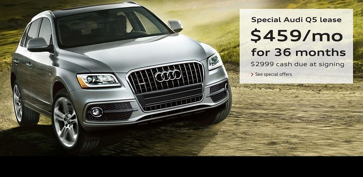 Audi Lease Specials Offers Audi Usa Autos Post