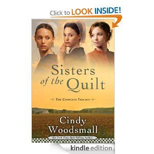 Sisters of the Quilt: The Complete Trilogy recommended online as a can't put down book - has 4 1/2 stars.
