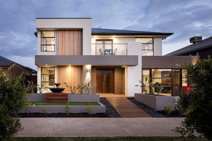 This stunning facade will take your breath away. #weeksbuildinggroup #homedesign #interiordesign #newhome #facade