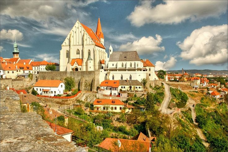 Znojmo. One of the best ways to explore this route, Vienna to Prague, is by bike. Find out more about our self-guided cycling trips here: http://www.discoverfrance.com/eastern-europe/self-guided/vienna-to-prague-7-nights http://www.discoverfrance.com/eastern-europe/self-guided/vienna-to-prague-7-nights