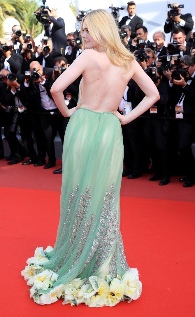 Better from the Back? See the Most Glamorous Dresses from ...