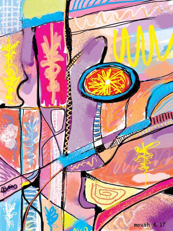 Digital Art - 5400 x 7200 px - 4/17