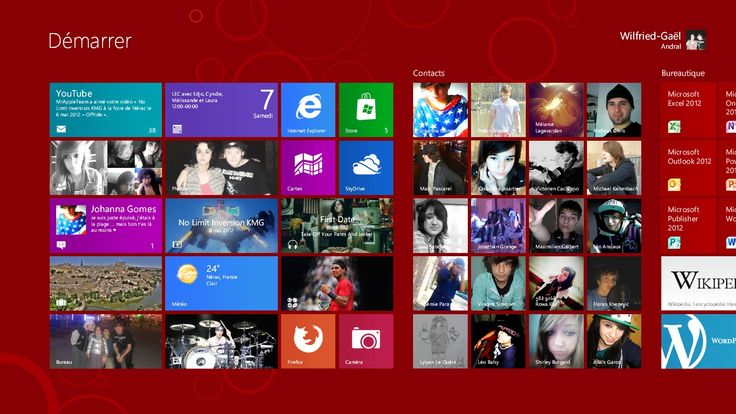My StartScreen Interface Concept 3 - 07/07/2012 by ~wifun2012 on deviantART