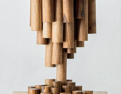 """Check out new work on my @Behance portfolio: """"Decisions In Wood"""" http://on.be.net/1HViQj4"""