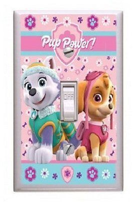 CrazyLister - Paw Patrol Toggle Light Switch Cover - Great for any Paw Patrol Room - Easy to change with your existing cover. Affordable Pricing Fast Shipping Payment We accept PayPal. We recommend Pa