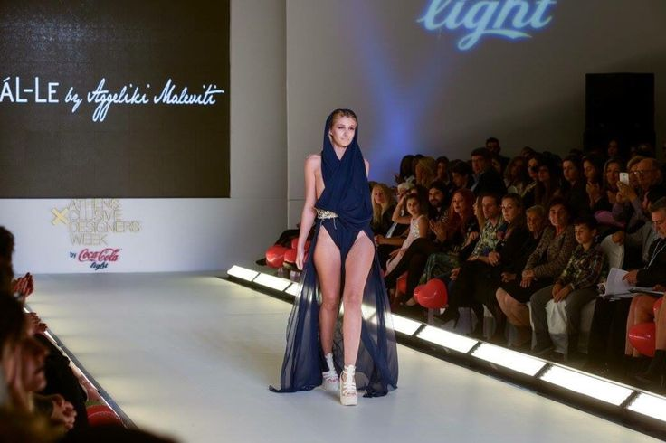Sirens S/S 2015 Athens Xclusive Designers Week