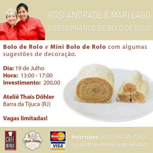 www.chefmania.com.br Chefs Rosi Andrade e Mari Lago