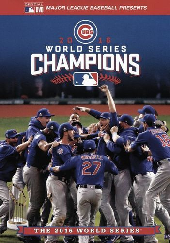 2016 World Series Champions: The Chicago Cubs [DVD] [2016]
