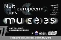 Samedi 17 mai rendez-vous pour La Nuit Européennes des musées ! plus d'info sur www.hommedeco.fr
