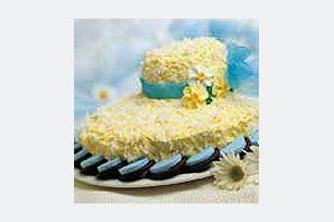 Easter Bonnet Cake recipe