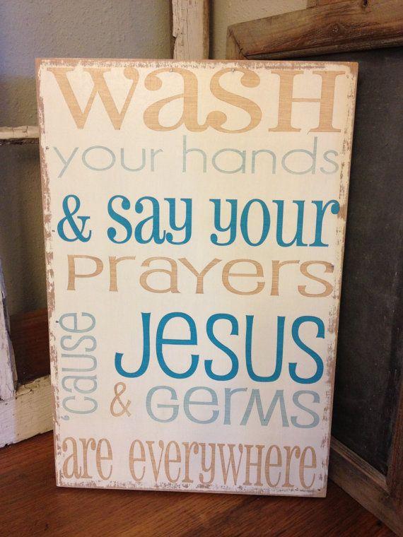 Bathroom Sign Sayings 24 best cute bathroom sayings images on pinterest | bathroom