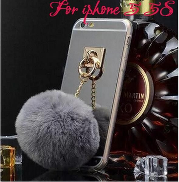 coque iphone 6 pompon   Phone case accessories, Iphone, Fur ball