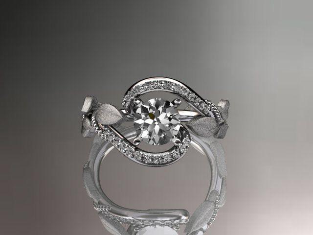 17 Best ideas about Vine Wedding Ring 2017 on Pinterest