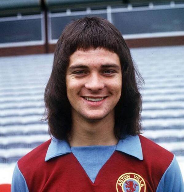 Brian Little. What a hair do !!!