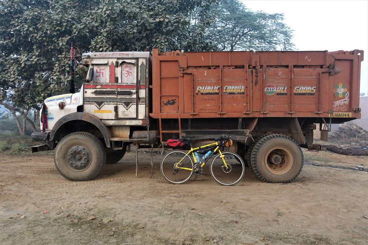 India Cycling Blog: Bikepacking from Delhi to the Low Himalayas (Part 1)