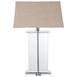Vignola Crystal Table Lamp