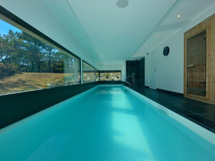 49 best piscines design images on pinterest architects for Design piscine 47
