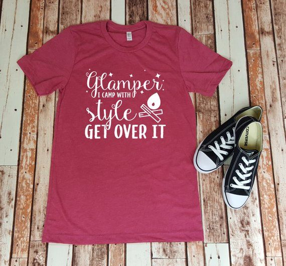 Glamper I Camp With Style Get Over It Glamping Happy
