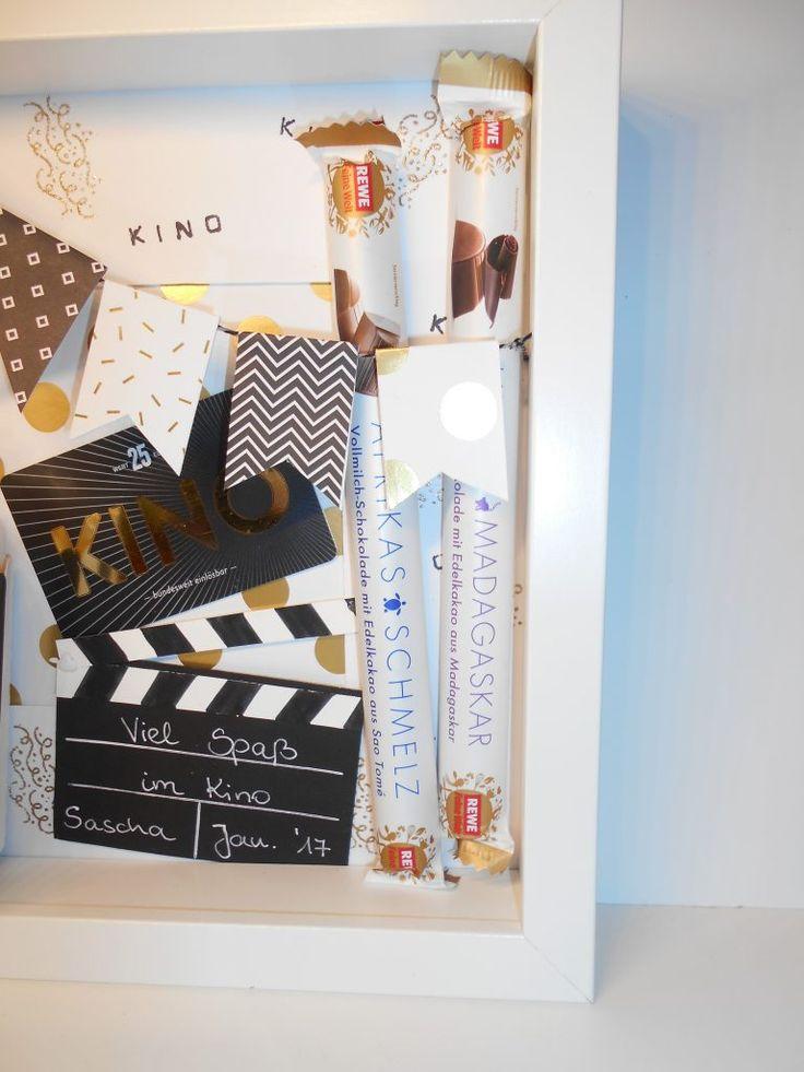 die besten 25 kinogutschein ideen auf pinterest kinogutschein verpacken gutscheine und. Black Bedroom Furniture Sets. Home Design Ideas