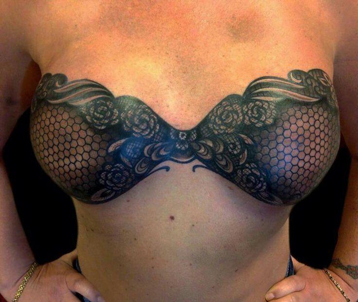 Cool breast cancer survivor tattoo cool tattoos for Tattoo nipple breast cancer