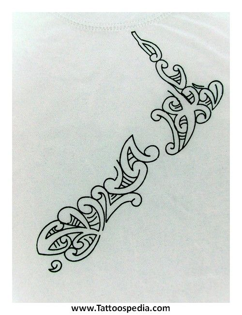 23 Awesome maori new zealand map tattoo images