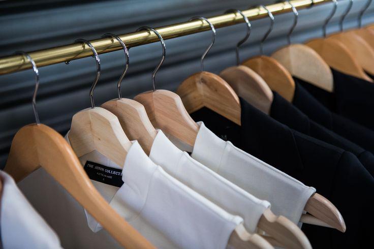 Create your dream closet. Work wear staples by Australian designer fashion label, The Aurum Collective.