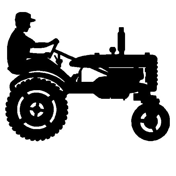 Image result for tractor silhouette