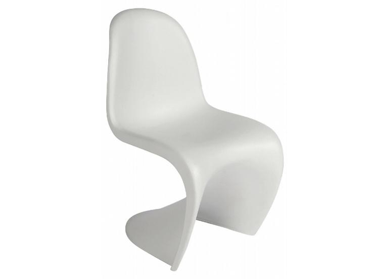995Kr/ st UNO stol Furniturebox.se Finns vit eller svart (Kopia på Vitras Panton)