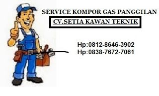 Service Kompor Gas TECNOGAS (HOME SERVICE): SERVICE KOMPOR GAS TECNOGAS (HOME SERVICE)