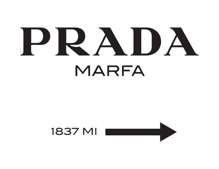 die besten 25 prada marfa bild ideen auf pinterest poster 24 x 36 mode schriftarten und t 64. Black Bedroom Furniture Sets. Home Design Ideas
