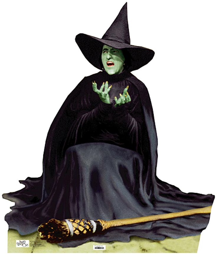 PartyBell.com - Wicked Witch Melting Standup #halloweendecoration
