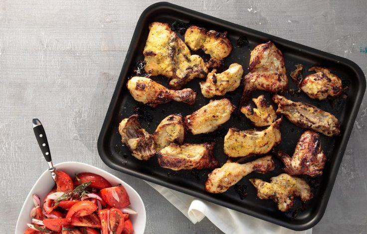 Παϊδάκια κοτόπουλου με μέλι και μείγμα μπαχαρικών - Συνταγές - Πιάτα ημέρας | γαστρονόμος