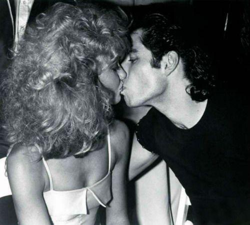 #OliviaNewtonJohn and #JohnTravolta at #Studio54 in 1978. Summer lovin'.
