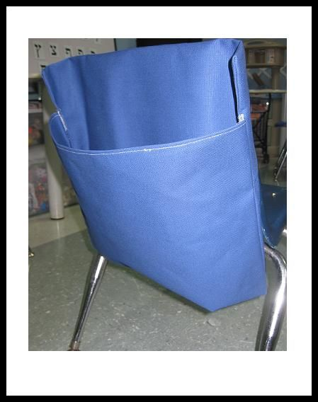 Have your students started to clean out their desks yet? Have they found your books or papers scrunched up in the back of the desk? Thinking that you want them to be more organized next year? Check out these Chair Pockets!!! The will help your class GET ORGANIZED!!!!