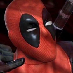 Deadpool visita l'ufficio legale di Marvel