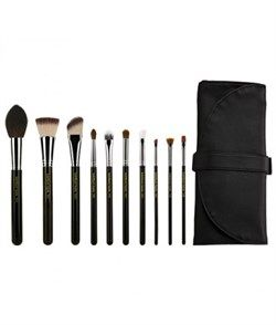 Maestro The Key Essential 10pc. Brush set with Roll-up Pouch 9800 руб