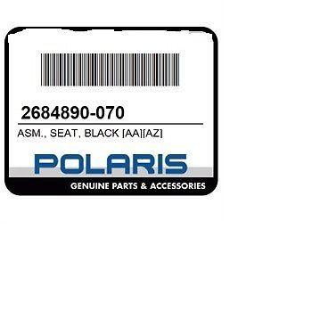 Polaris Asm Seat 2684890-070