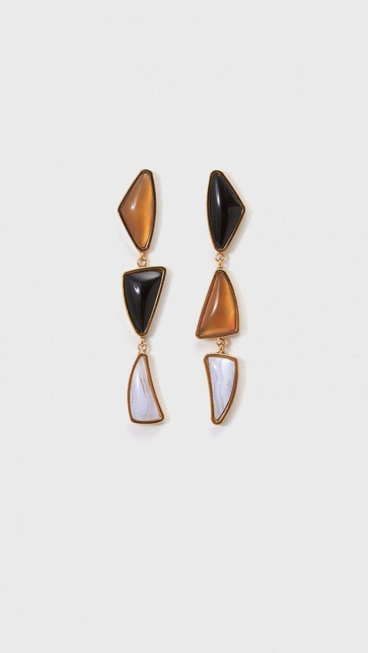 Lizzie Fotunato Jewelry via The Dreslyn