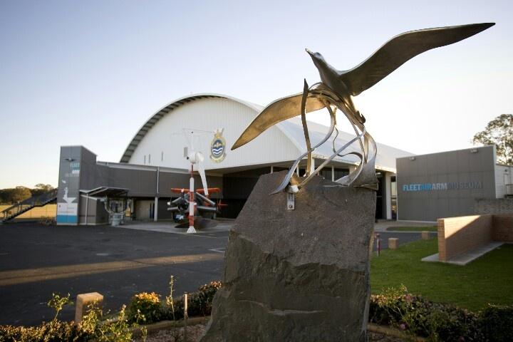Fleet Air Arm Museum, HMAS Albatross . . . . . . . . . . My Gracelands!