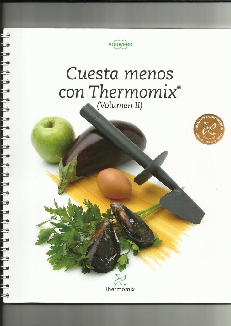 Cuesta Menos Con Thermomix (Volumen 2)