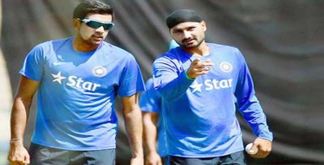 AJMAL'S DOOSRA: BHAJJI AND ASHWIN ARE CHUCKERS.... See More http://goo.gl/NekfLR