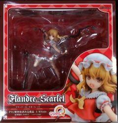 キューズQ 東方Project フランドールスカーレット 再販版/Flandre Scarlet -Resale Ver.-
