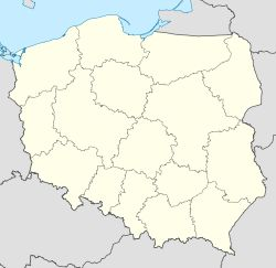 Cedynia is located in Poland
