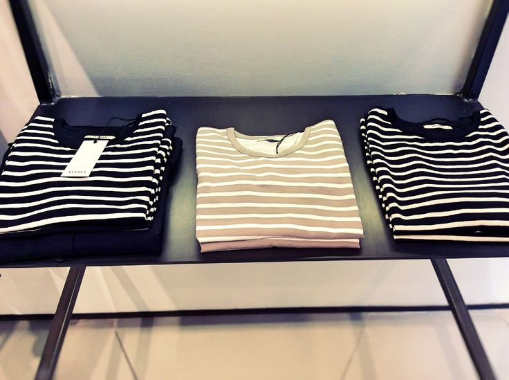 Stripes passion!  #AlphaStudio #stripes #florence #style #stylish #elegance #timeless #knitwear  #fashion  #ss2016 #color #glamour #gauge #yarn #stitch #trend #passion #love
