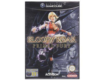 Bloody Roar : Primal Fury 100kr