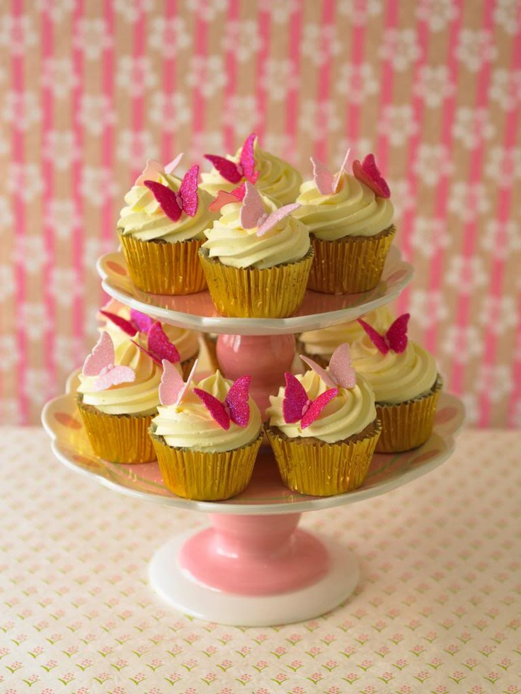 17 Best Images About Butterfly Cakes On Pinterest