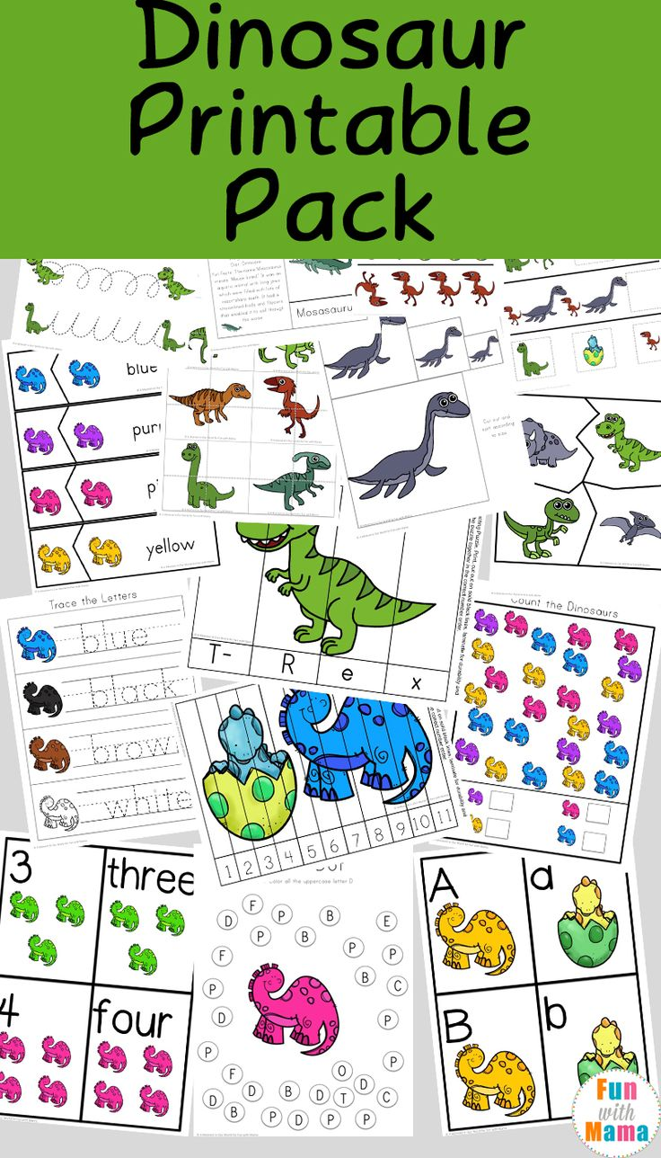 printable educational activities 398 best dinosaur theme activities for images on 257